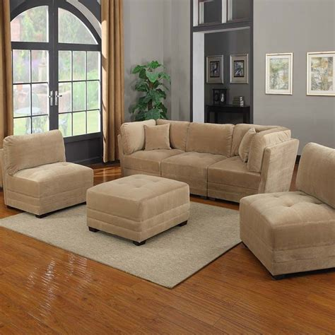 8 Piece Sectional Costco   Canby 6 Piece Sectional