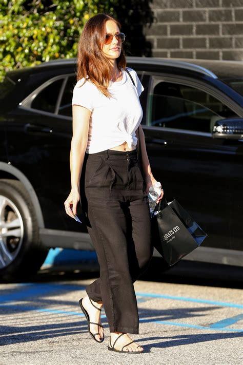 Minka Kelly Xiv Karats October 6, 2017 – Star Style
