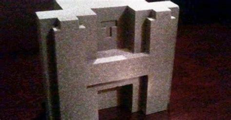 puma punku  block replica bday prezzie