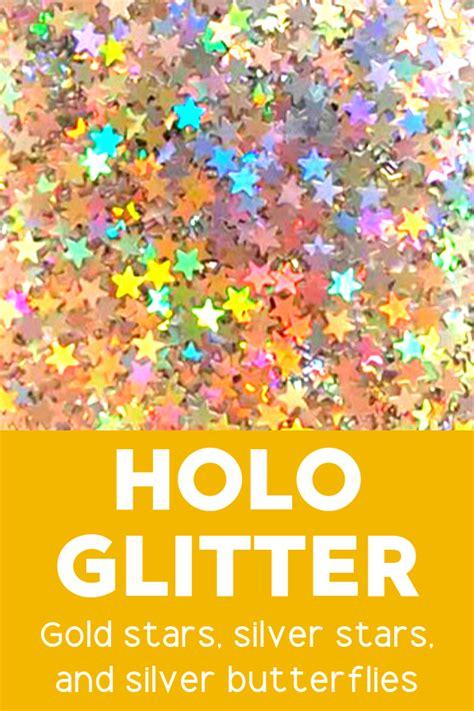 silver star glitter butterfly glitter gold star confetti