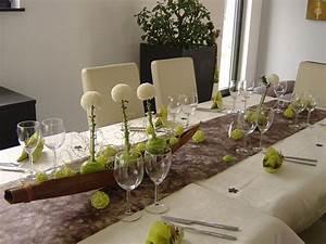 Idee Deco Table Anniversaire 70 Ans : idee deco de table pommes vertes lutin 39 s scrap cook ~ Dode.kayakingforconservation.com Idées de Décoration
