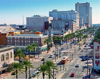 Orleans Canal Street Louisiana