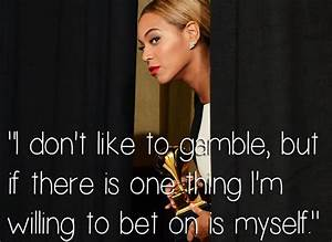 BEYONCE QUOTES ABOUT SUCCESS image quotes at hippoquotes.com