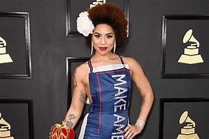 Joy Villa Wears A 39Make America Great Again39 Dress To The