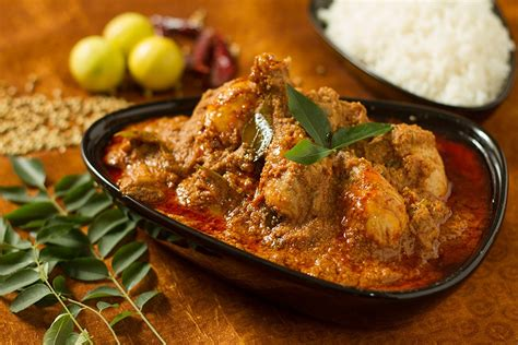 tamil cuisine chicken chettinad a chicken dish from tamil nadu swati