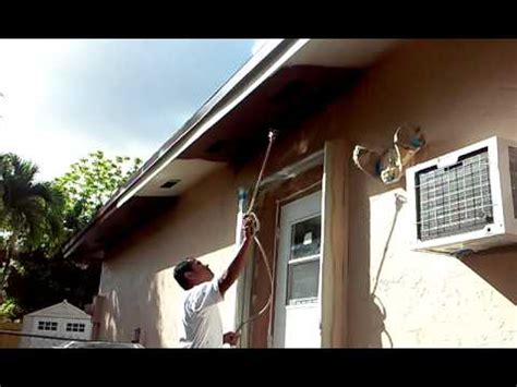 painting  soffit youtube