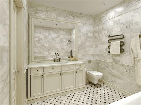 white tile bathroom design ideas carrara marble tile white bathroom design ideas modern