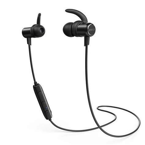 Anker Wireless Earbuds by Anker Soundbuds Slim Bluetooth Sport Earbuds Gadgetsin