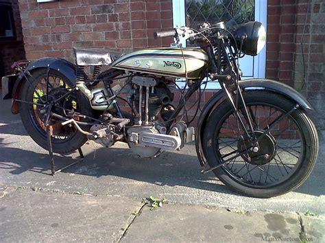 1930 Norton Model 20 Incomplete