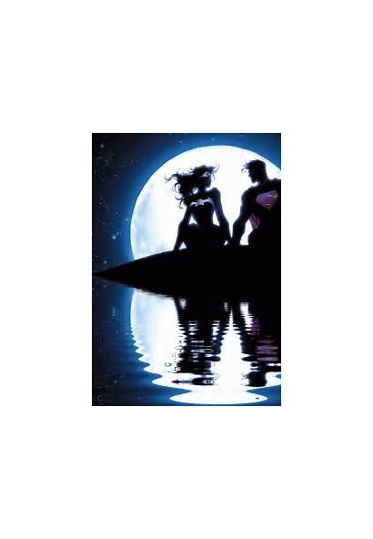Superman Wonder Woman Moonlight Wonderwoman Sonata Why