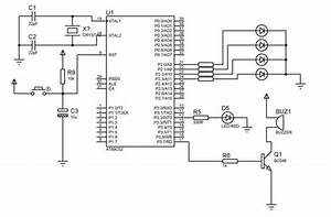 Microcontroller Projects And Tutorials  Interfacing Of A