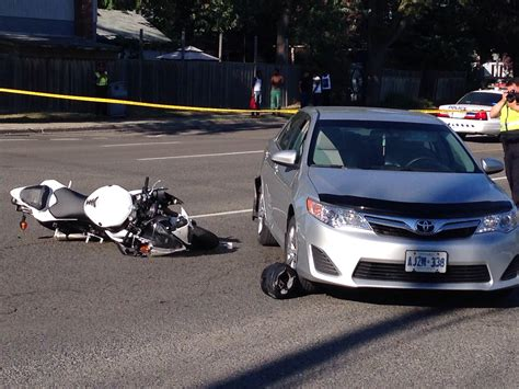 One Dead, One Seriously Injured In Separate Motorcycle