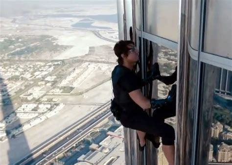 Mission Impossible Is This Tom Cruises Most Daredevil