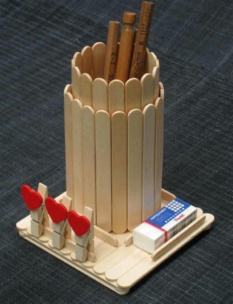 comment fabriquer un bureau 1001 idées pour fabriquer un pot à crayon adorable soi même