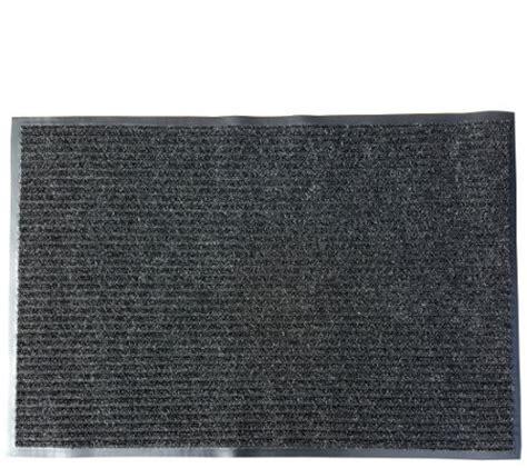 don aslett doormat don aslett s 3 x 5 ridge runner mat qvc