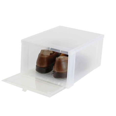 bo 238 te chaussures en plastique rangement chaussures