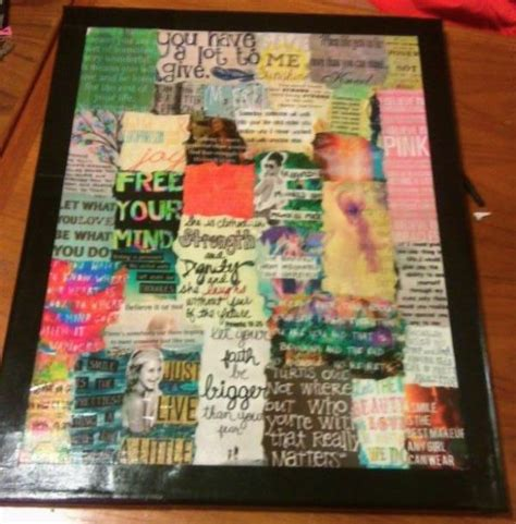 diy picture collage  canvas tcworksorg
