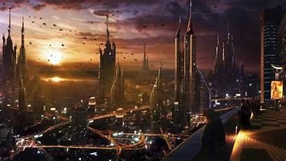 Sci Fi Desktop Steampunk Futuristic Science Pixelstalk