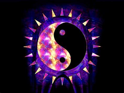 Cool Yin Yang Wallpapers Cool Yin Yang Desktop Wallpaper Page 2 Of 3 Wallpaper Wiki