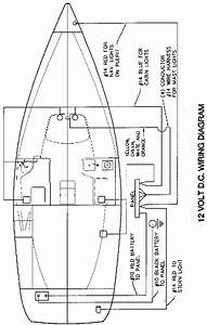 Catalina 30 Wiring Diagram