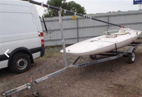 Scow Sailboat For Sale by Melges Mc Scow 2009 Lake Minnetonka Minneapolis