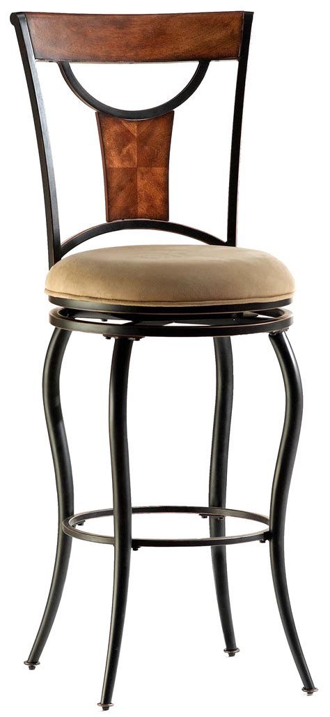 """26"""" Counter Height Pacifico Stool By Hillsdale  Wolf And"""