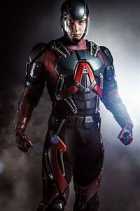 First Look  Brandon Routh As The Atom