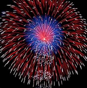 Red White and Blue Fireworks | ☆ Oooh! Fireworks ...