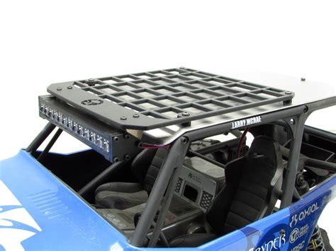rc light bar gear rc 1 10 scale wraith slim line roof rack w