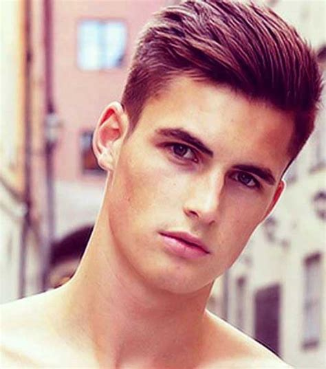 Different Boy Hairstyles by 15 Different Mens Hairstyles Mens Hairstyles 2018