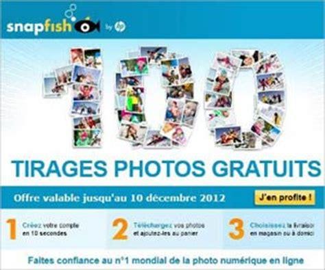 tirage photo gratuit sans frais de port snapfish by hp 100 tirages photo 10 215 15 cm gratuits hors frais de port offre expir 233 e