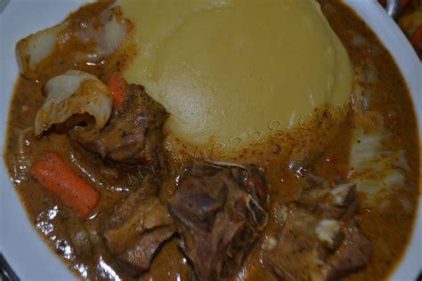 recette de cuisine togolaise sauce arachide mafé fufu cuisine togolaise