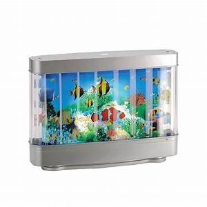 Lampe De Chevet Originale : lampe de chevet originale led pour enfant aquarium d cor anim achat vente lampe de chevet ~ Teatrodelosmanantiales.com Idées de Décoration