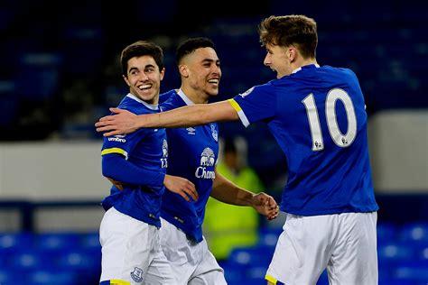 Everton crowned Premier League 2 champions