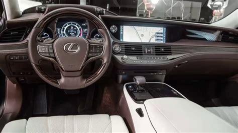 Wow !! New 2018 Lexus Ls 500 Interior  Youtube