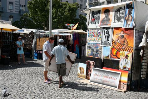 Cape Town's Greenmarket Square – an authentic piece of ...