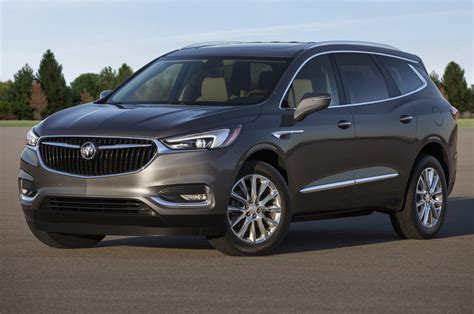 Buick Enclave Colors by 2018 Buick Enclave Revealed Gm Authority
