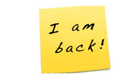 I Am Back!  Dan's Media Digest