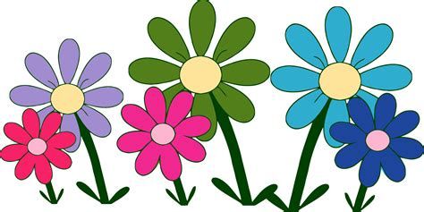 Free Flower Clipart Flower Clip Image Black And White 2019