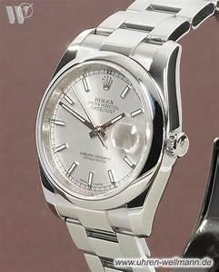 Rolex Damenuhr Datejust Seatfreundewormsde