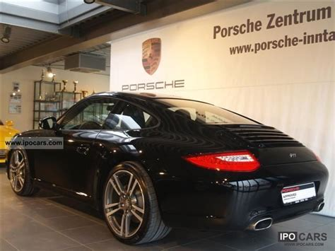 porsche sports car black 2011 porsche 997 911 carrera coupe black edition car