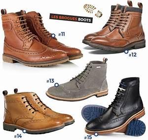 Tendance Chaussures Automne Hiver 2016 : tendance chaussures 2017 bottines homme chaussures ~ Melissatoandfro.com Idées de Décoration