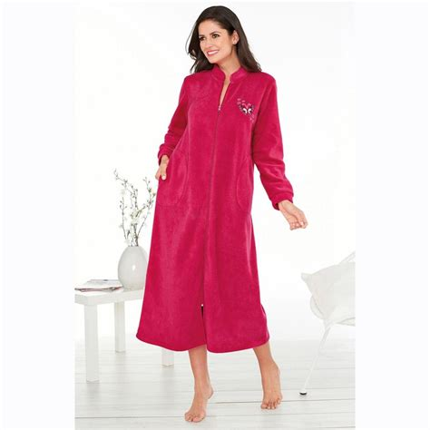 robe de chambre kimono femme robes de chambre hiver femme