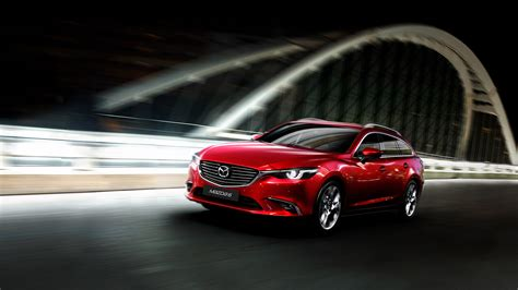 Mazda 6 4k Wallpapers by 2015 Mazda 6 Wallpaper Hd Car Wallpapers Id 4967