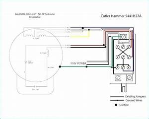 Single Phase 230v Motor Wiring Diagram