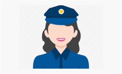 clipart police woman police woman icon png