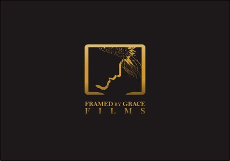 Professional, Serious Logo Design For Framed By Grace