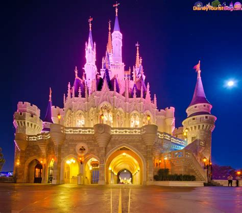 Backside of Cinderella Castle - Disney Photo of the Day ...