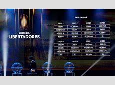 Sorteio Libertadores e SulAmericana terão clássicos
