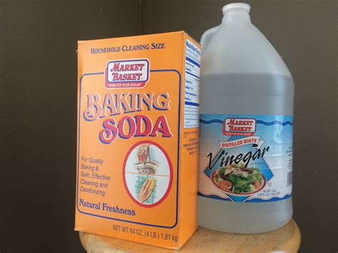 soda vinegar baking cleaning friendly tools eco wallet plasticfreetuesday